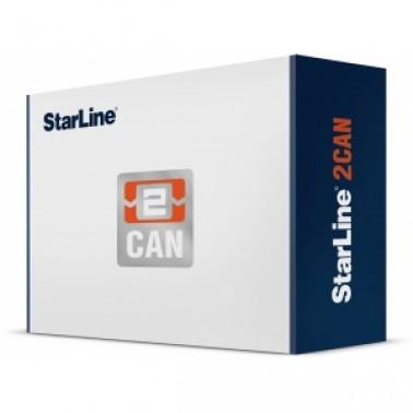 2CAN-2Lin-модуль StarLine  для защиты автомобиля от угона