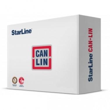 CAN-LIN-модуль StarLine для подключения электрики сигнализации