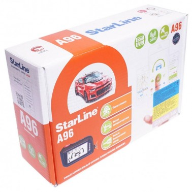 Где установить и купить сигнализацию StarLine A96 2CAN+2LIN GSM