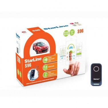 Купить автосигнализацию StarLine S96 BT GSM GPS с авто запуском двигателя в Киеве