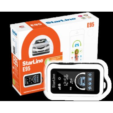 Автомобильная сигнализация Старлайн A95 BT 2CAN+2LIN для защиты авто от угона