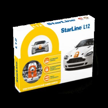 Замок капота StarLine L12 - надежная защита авто от угона