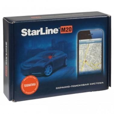 Многофункциональная GSM система StarLine M20 обладает широким функционалом и непревзойденной надежностью.