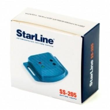 Датчик удара StarLine SS-205 для эффективной защиты авто от угона