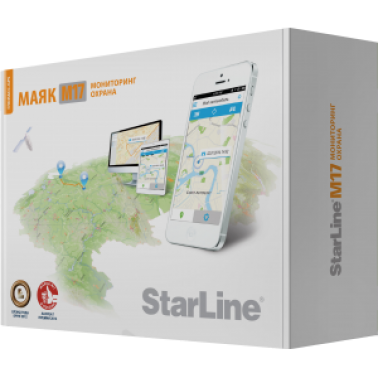 GPS/GSM маяк трекер StarLine M17 GPS - ГЛОНАСС
