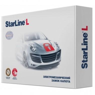 Электромеханический замок капота StarLine L10 для защиты авто от угона