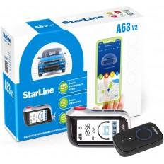 ➤ Автосигнализация StarLine A63 V2