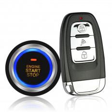 Автомобильные сигнализации с кнопкой старт-стоп: нюансы установки