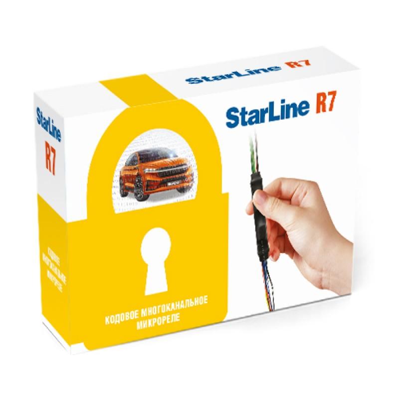 Реле блокировки двигателя StarLine R7 оригинал