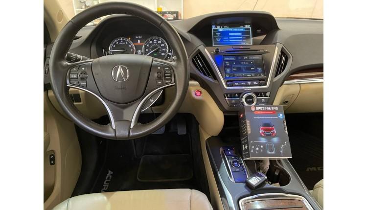 Какую защиту от угона установить на автомобиль Acura MDX или RDX