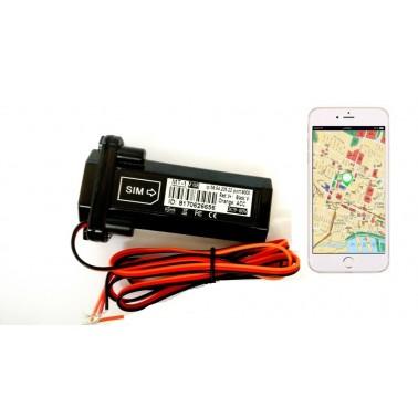 Автомобильный gps трекер со встроенным аккумулятором
