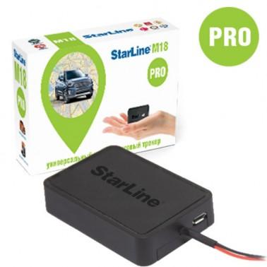 Автомобильный трекер gps gsm StarLine M18 Pro