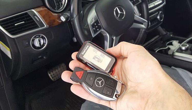 Установка секретной кнопки на автомобиль для защиты от угона в Киеве