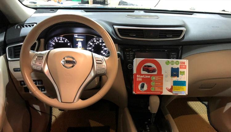Как защитить автомобиль Nissan X-Trail, Rogue от угона в Киеве