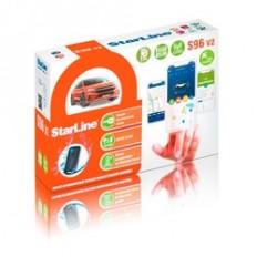 Автосигнализация StarLine S96 V2 2CAN+4LIN BT GSM GPS