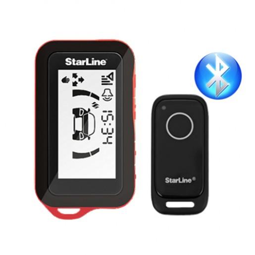 Купить сигнализацию StarLine Е96 ВТ в Киеве с установкой