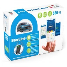 ✅ Автосигнализация StarLine S66 V2 BT 2CAN+4LIN GSM